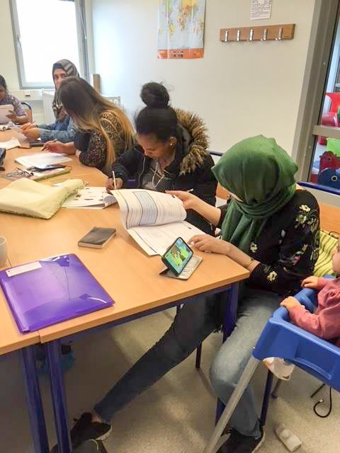 (English) Sweden and the curriculum for mother and children
