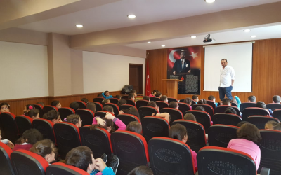 (English) SOFIE meets youngsters in Samsun