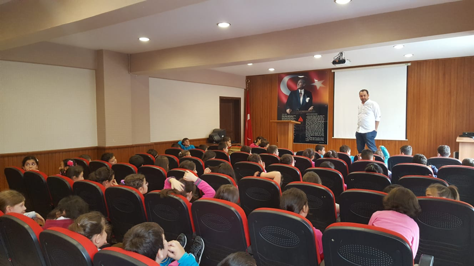 SOFIE meets youngsters in Samsun